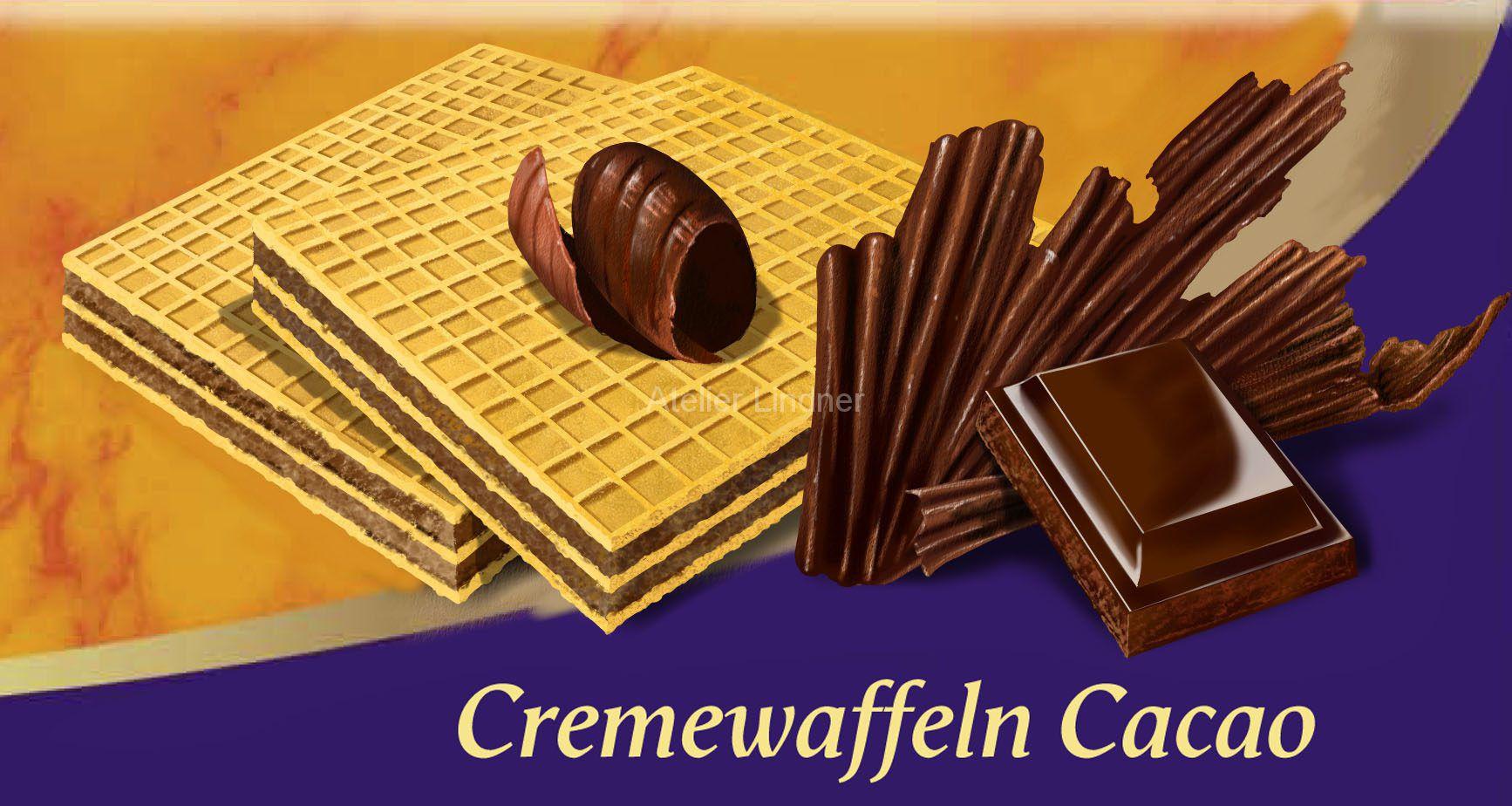 cacaowaffel